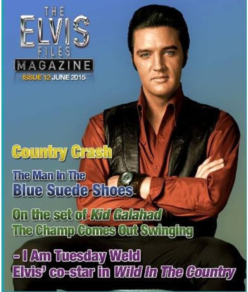 Elvis Files Magazine - Nr. 12