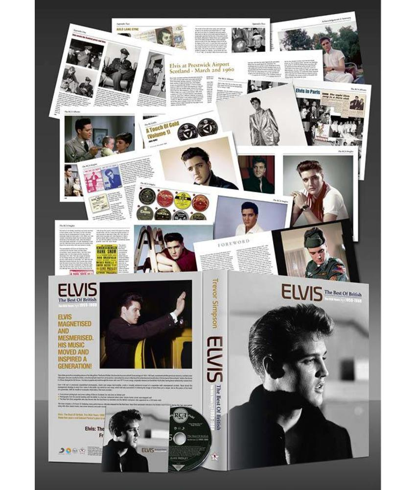 Elvis: The Best of British - The RCA Years - 1959-1960 - FTD Book
