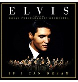 Elvis - If I Can Dream (with The Royal Philharmonic Orchestra) CD (UK versie)