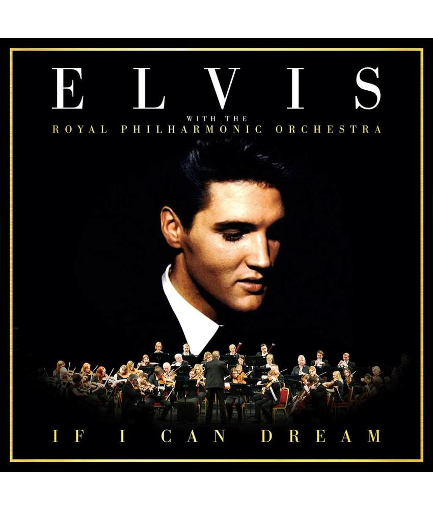 Elvis - If I Can Dream (with The Royal Philharmonic Orchestra) Boxset (UK Cover)