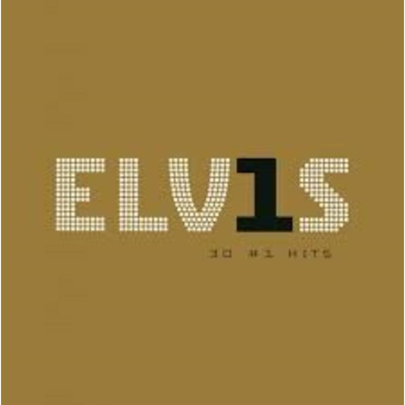 Elvis 30 #1 Hits - CD
