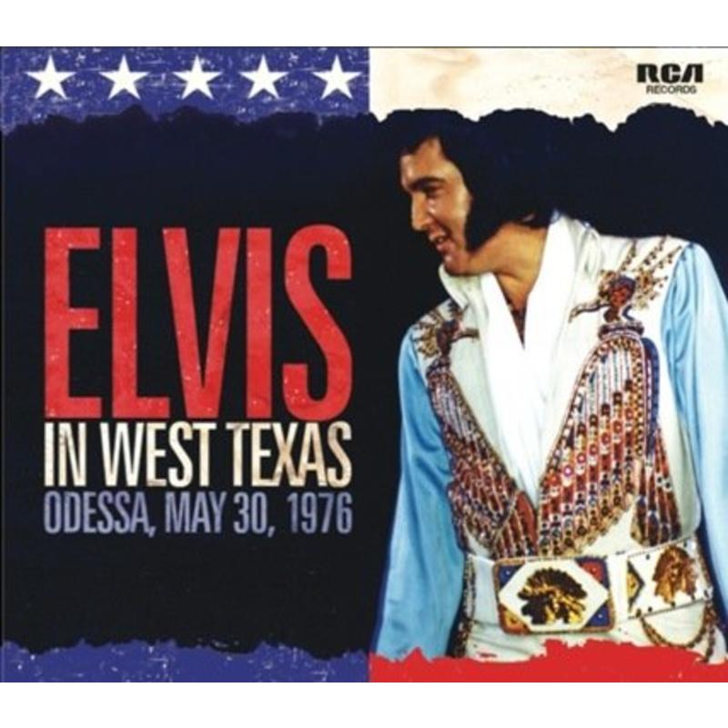 FTD - Elvis in West Texas
