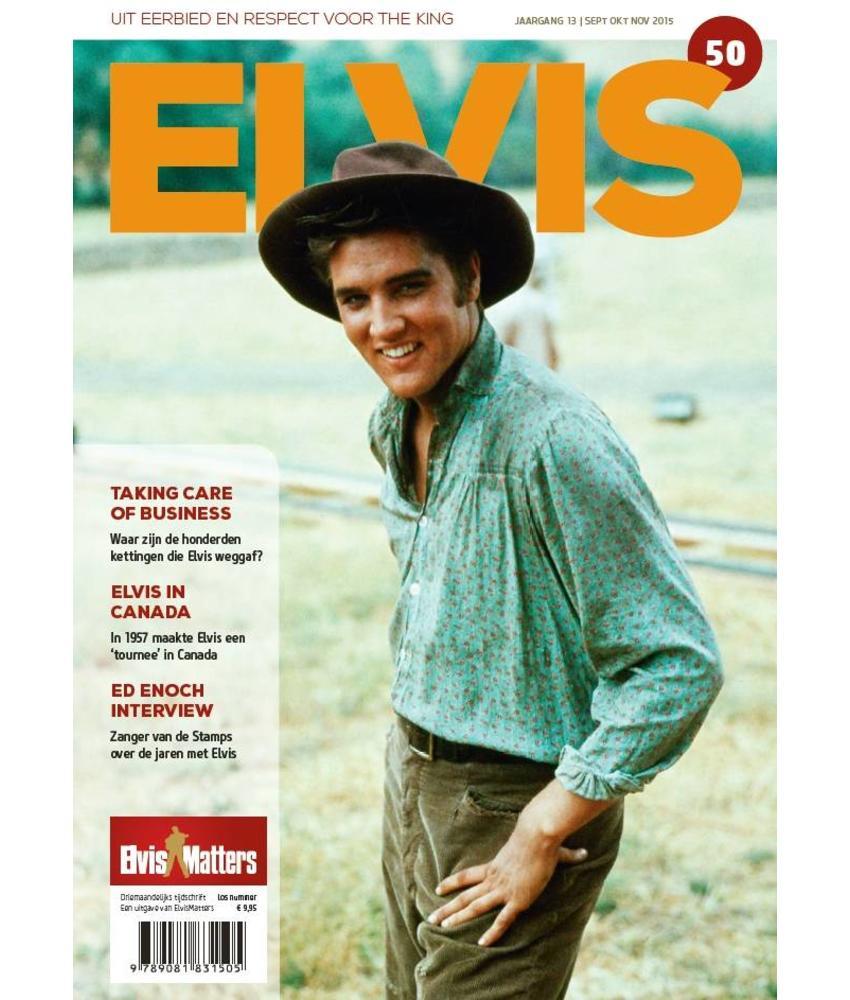 Magazine - ELVIS 50