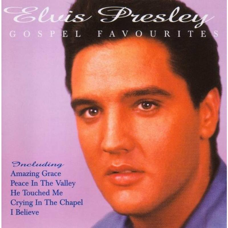 Elvis - Gospel Favourites - CD