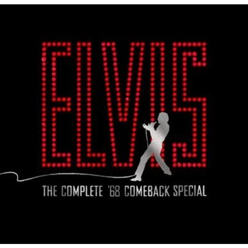 Elvis - The Complete '68 Comeback Special - 4CD