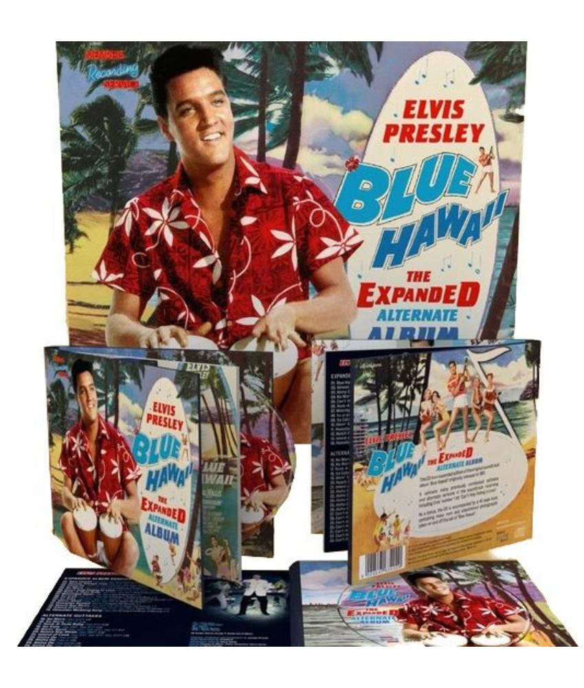 MRS - Blue Hawaii, The Expanded Alternate Album
