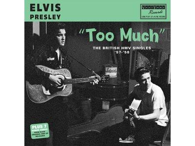 Too Much (black vinyl)