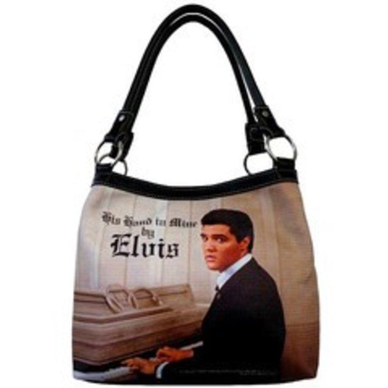 Tas Elvis Aan Piano Medium