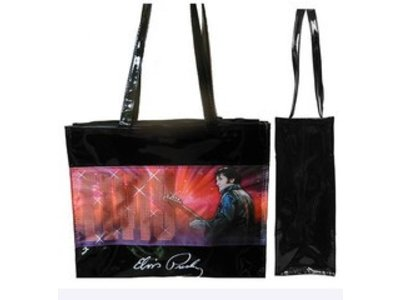 Elvis Tote Bag '68 Name In Lights