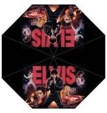 Elvis Umbrella Name Collage Mini
