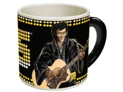 Elvis Mug Timeless Transforming