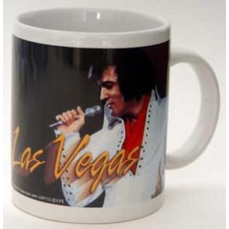 Elvis Mug Viva Las Vegas