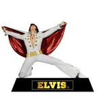 Stand Up - Elvis Red Cape