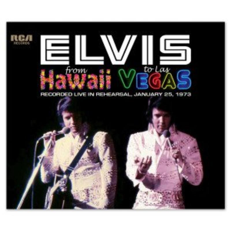 FTD - Elvis From Hawaii To Las Vegas