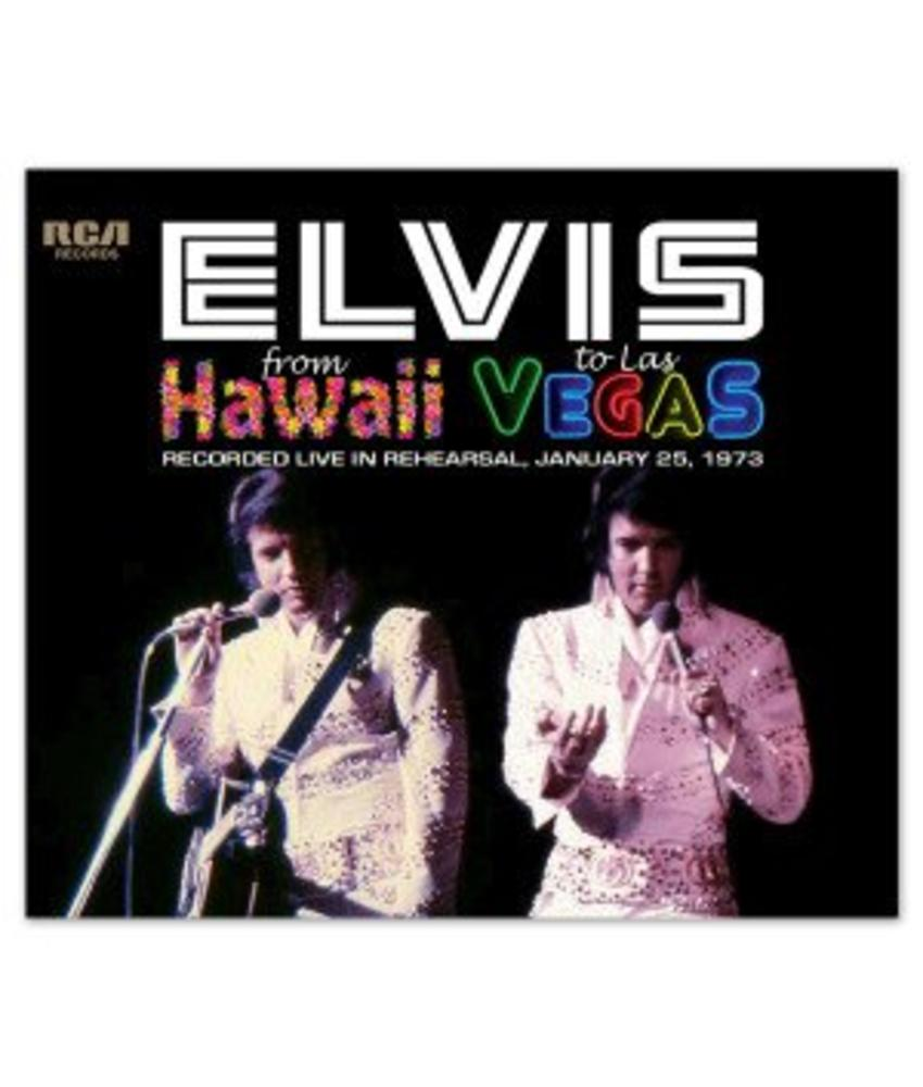 FTD – Elvis From Hawaii To Las Vegas