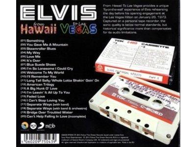 FTD – Elvis From Hawaii To Las Vegas