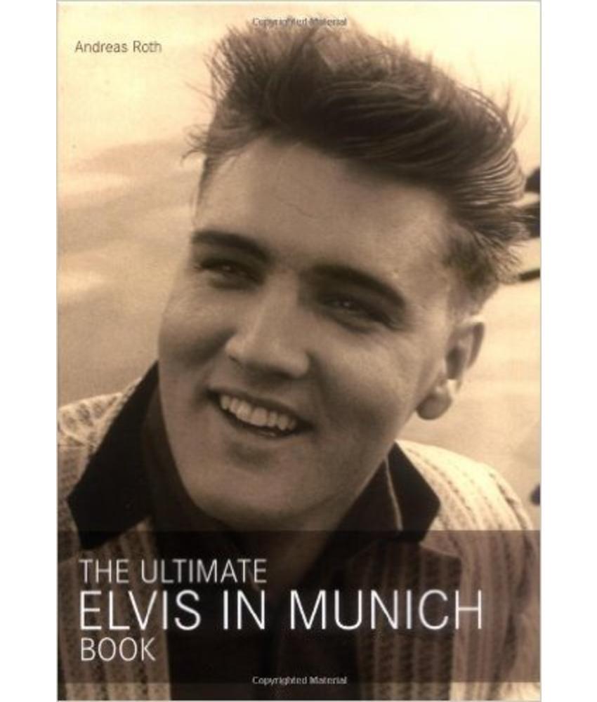 Boek - Elvis in Munich