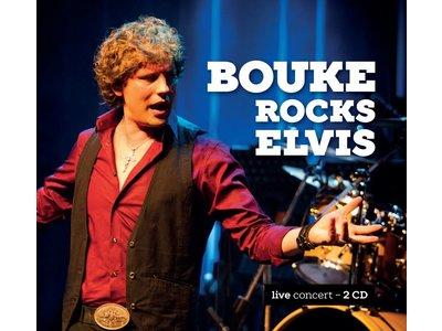 Bouke Rocks Elvis (2CD)