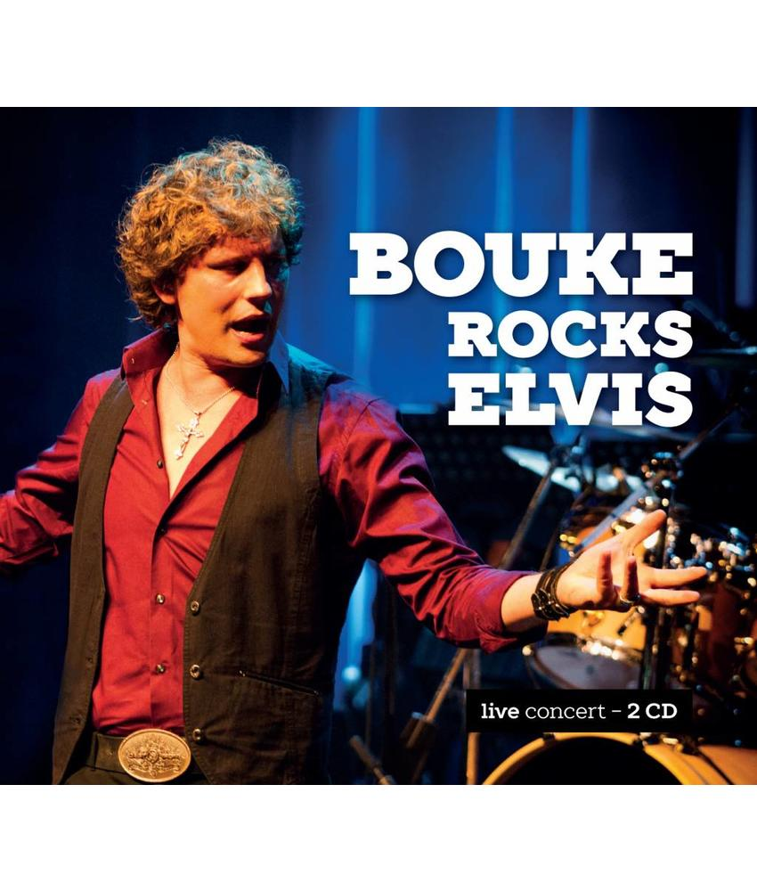 Bouke Rocks Elvis (2CD)