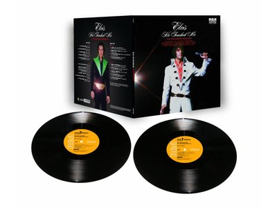 He Touched Me (The Recording Sessions) - 2x LP Limited Edition - FTD Vinyl