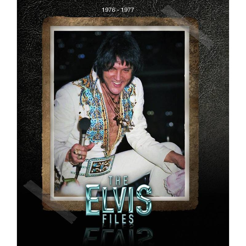 Elvis Files, The - Vol. 8 - 1976-1977