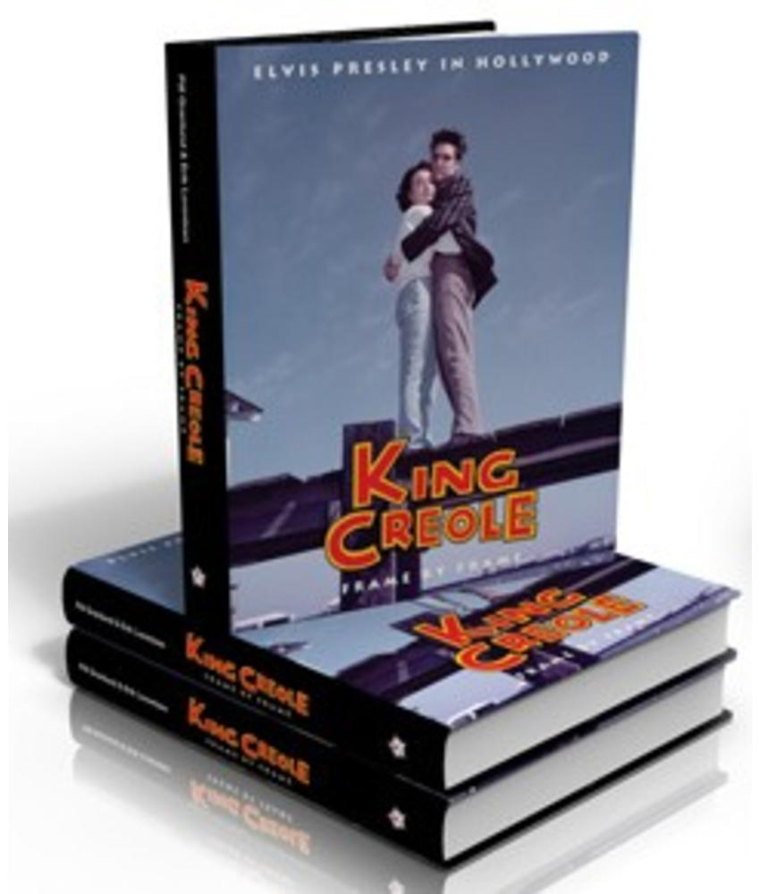 King Creole - Frame by Frame - FTD -book