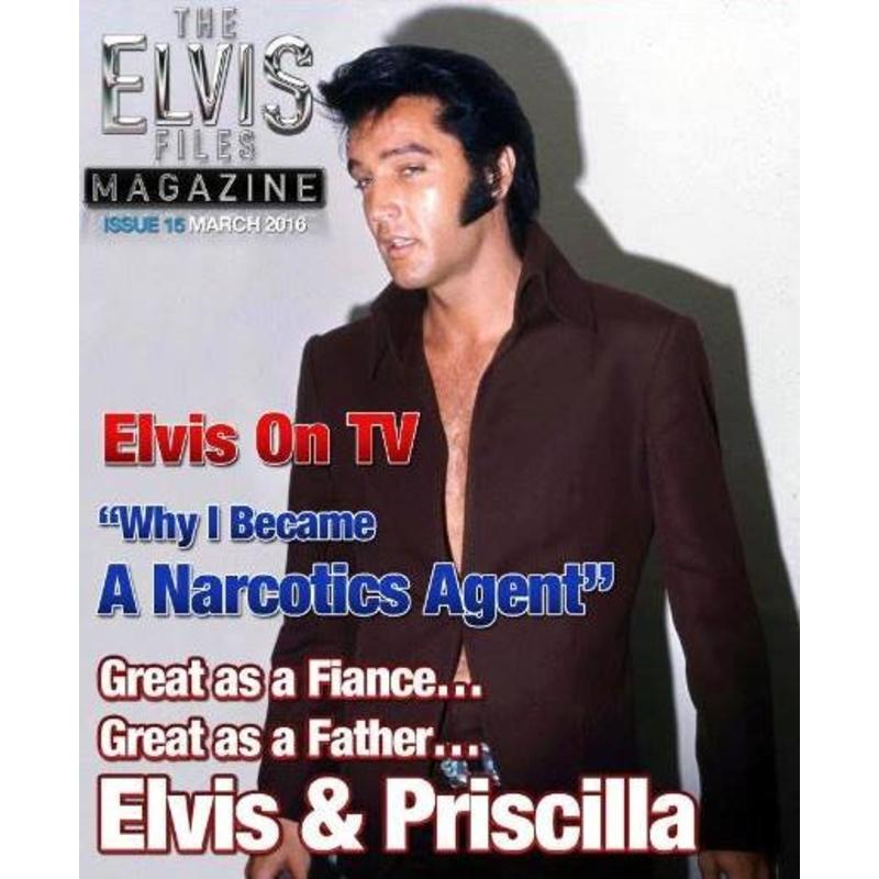 Elvis Files Magazine - Nr. 15