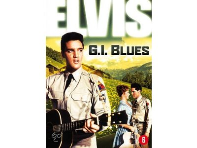 DVD - Elvis - GI Blues