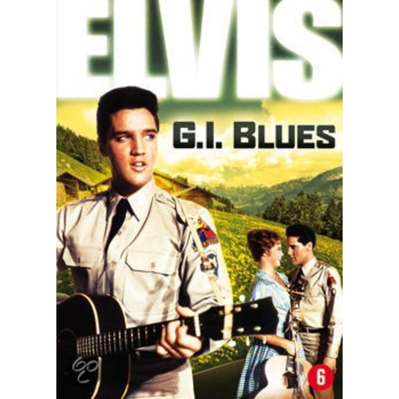 DVD - GI Blues