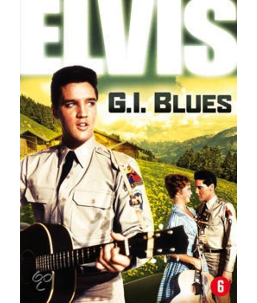 DVD - Elvis - GI Blues