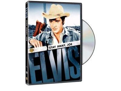 DVD - Elvis - Stay Away,Joe