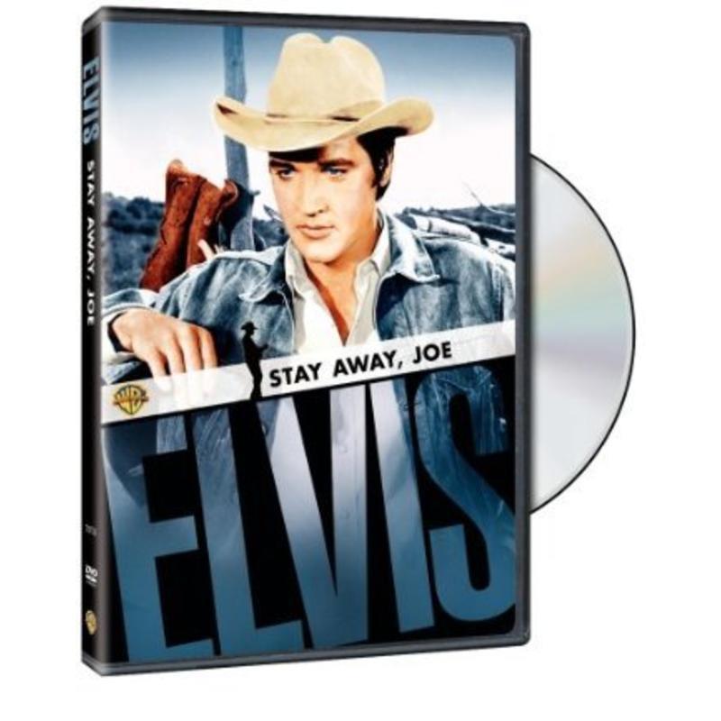 DVD - Elvis - Stay Away, Joe