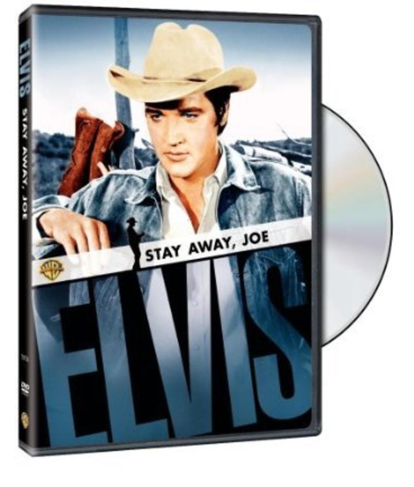 DVD - Stay Away,Joe