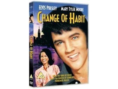 DVD - Change Of Habit