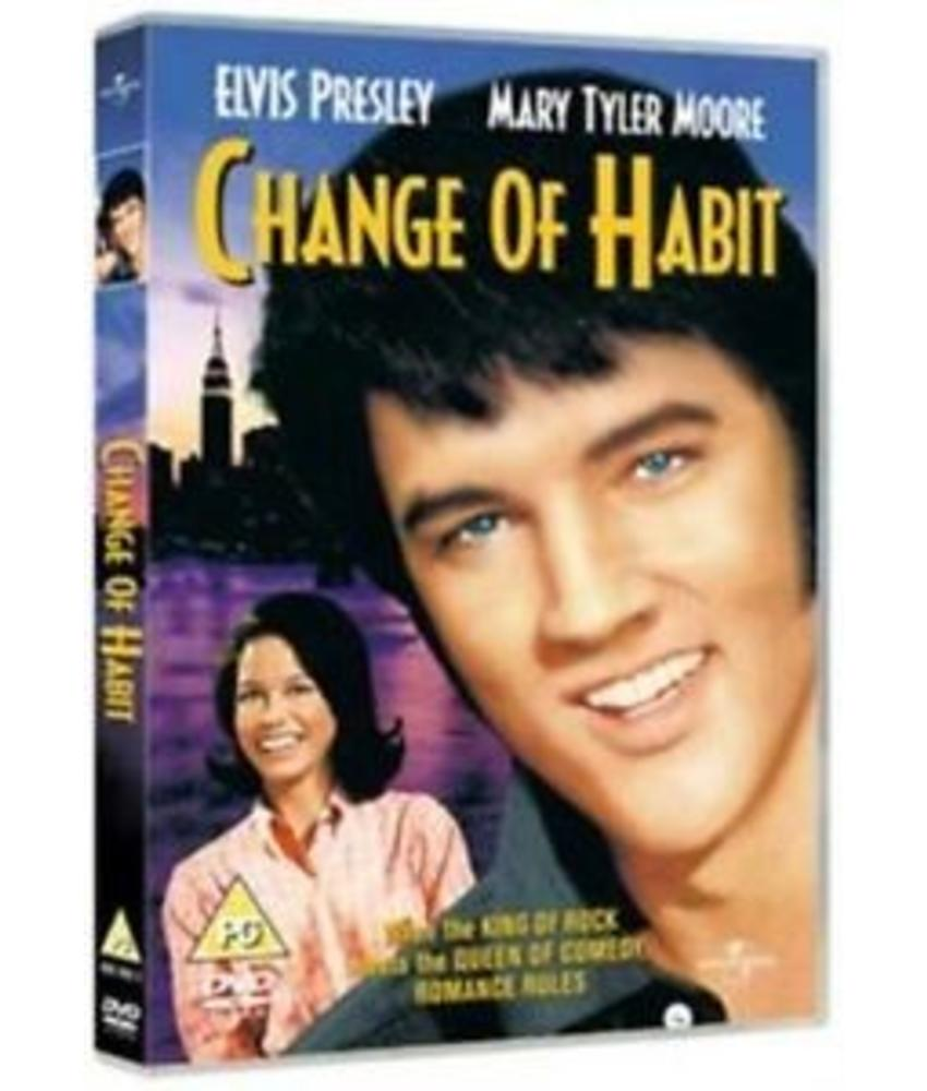 DVD - Change Of Habit
