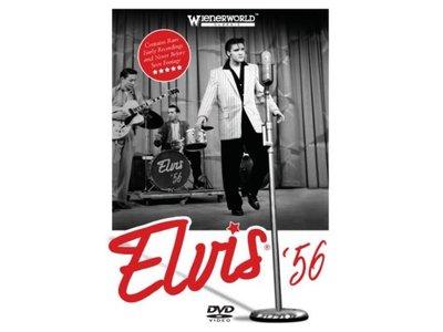 DVD - Elvis '56