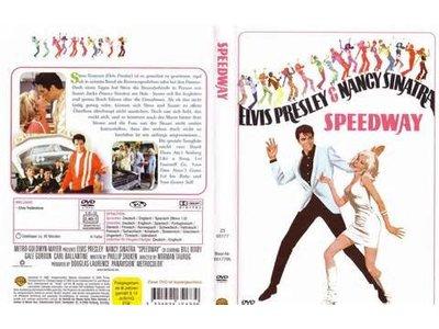 DVD - Elvis - Speedway