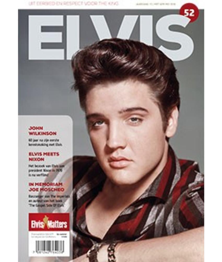 Magazine - ELVIS 52