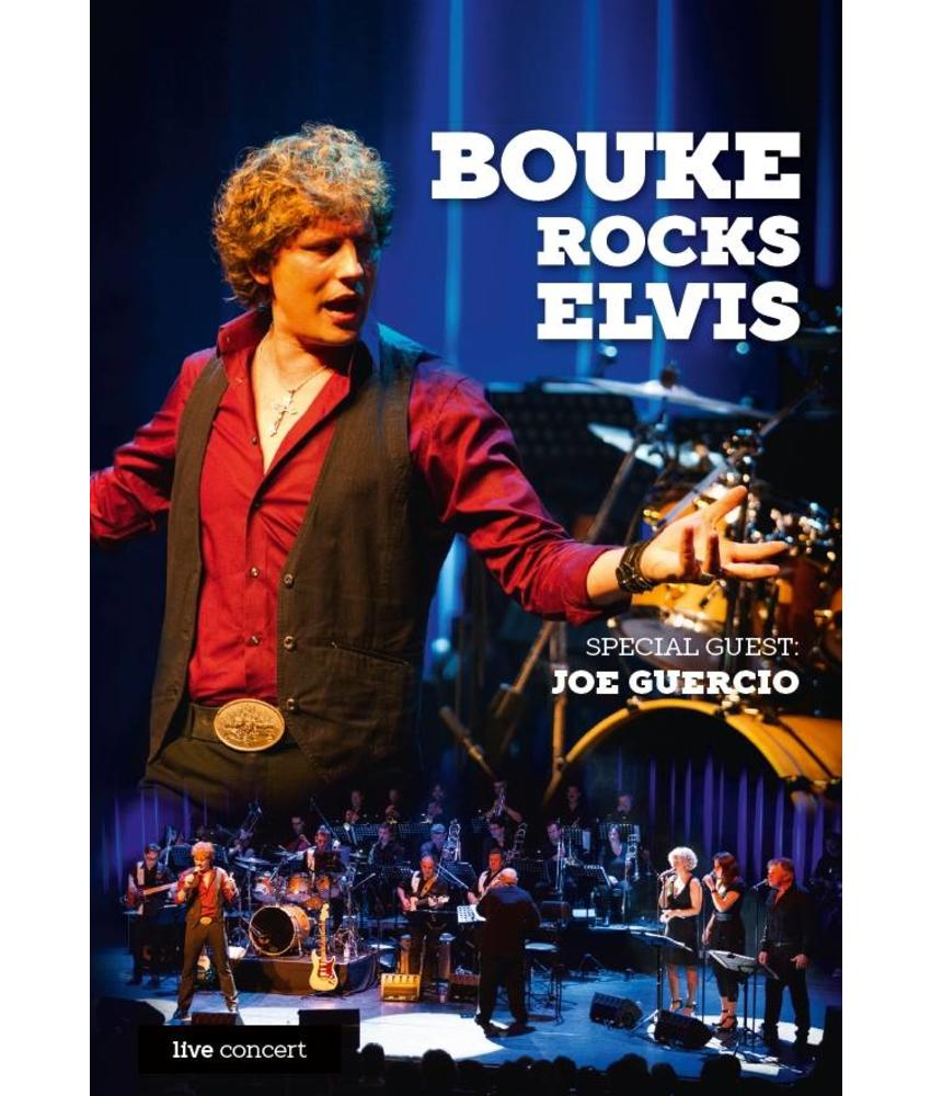 Bouke Rocks Elvis (DVD)
