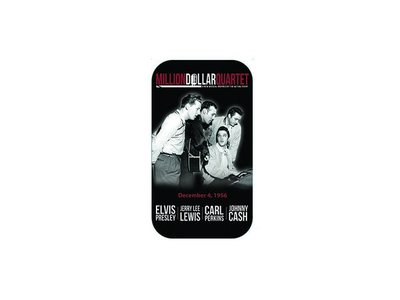 Million Dollar Quartet Sticker