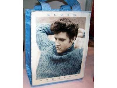 Elvis tasje - Blue Sweater