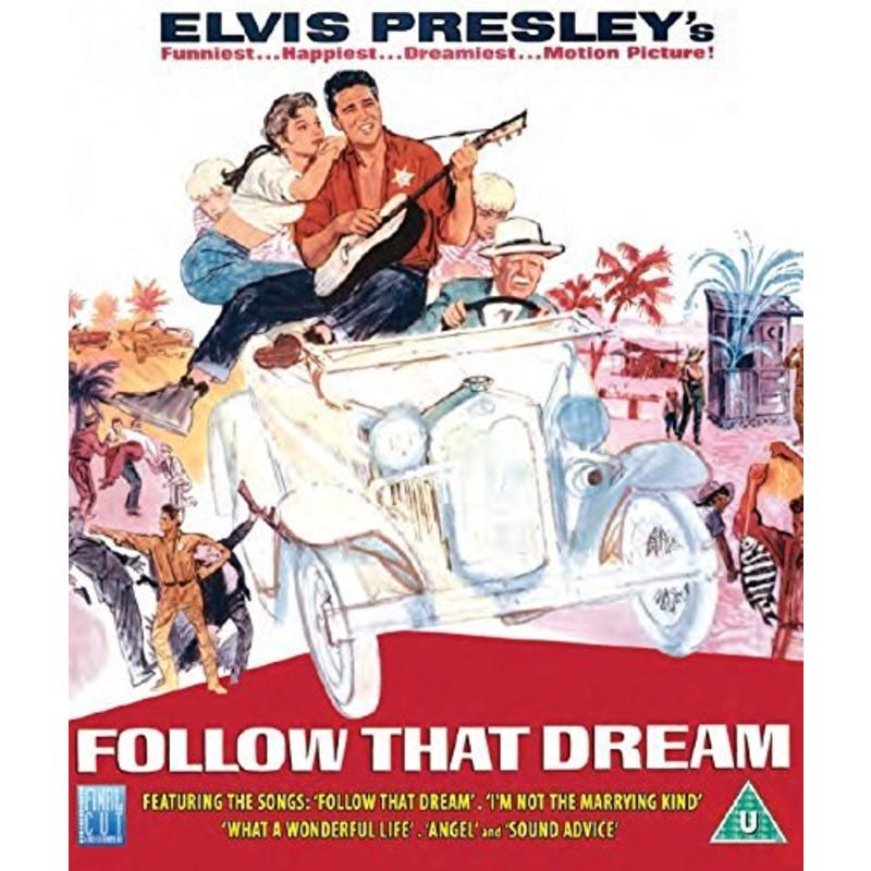 Follow That Dream - Blu-Ray