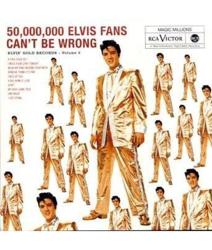 FTD - 50 Million Elvis Fans Can't Be Wrong