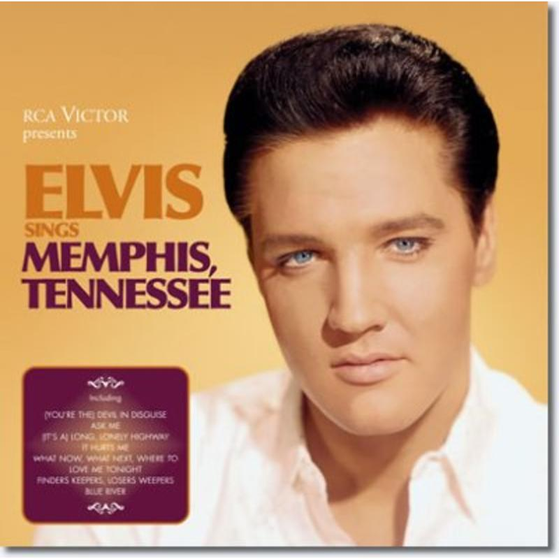 FTD - Elvis Sings Memphis, Tennessee