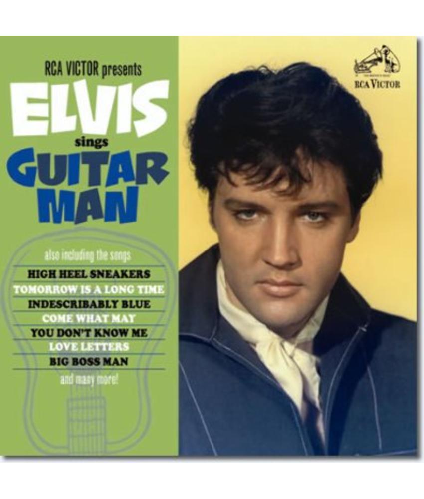FTD - Elvis Sings Guitar Man