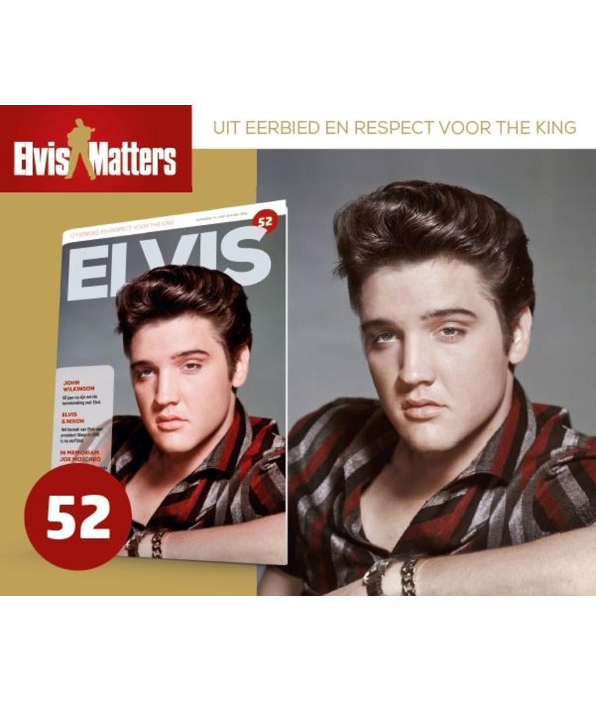 Magazine CD - ELVIS 52