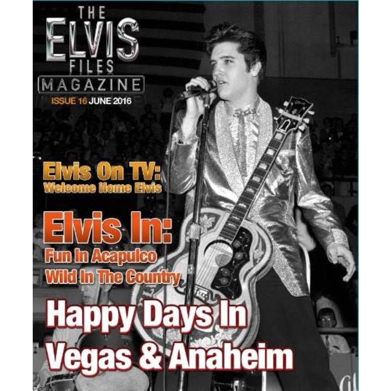 Elvis Files Magazine - Nr. 16