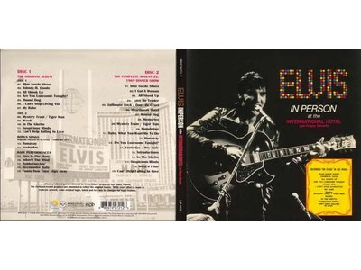 FTD - Elvis In Person