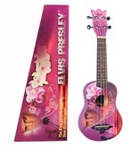 Elvis Presley Soprano Ukulele Special Edition Romantic Design