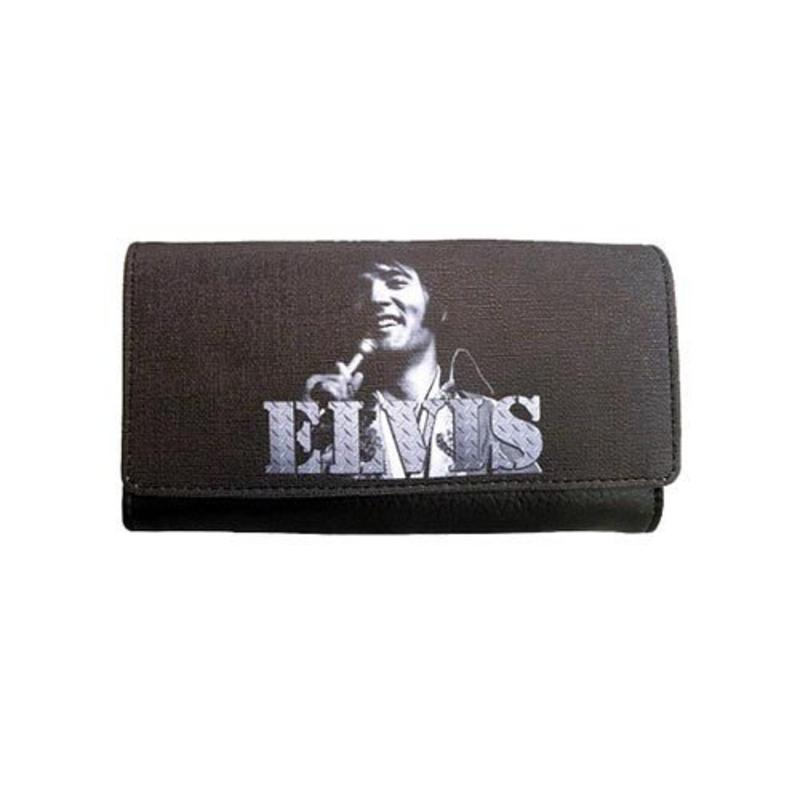 Purse - Elvis With Microphone 1970
